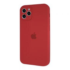 Защитный чехол Silicone Cover 360 Square Full для Iphone 11 Pro Max – Rust