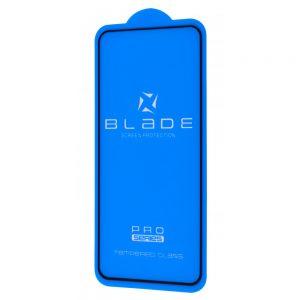 Защитное стекло 3D (5D) Blade Glass Full Glue на весь экран для на весь экран для Xiaomi Mi 11 Lite – Black