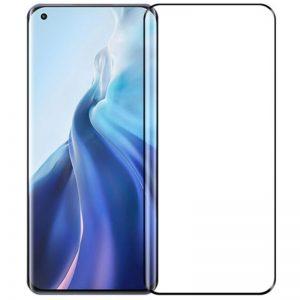 Защитное стекло XD+ Full Glue для Xiaomi Mi 11 Lite – Black