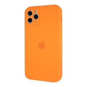 Защитный чехол Silicone Cover 360 для Iphone 12 Pro Max – Orange