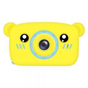 Детский фотоаппарат Baby Photo Camera Bear – Yellow