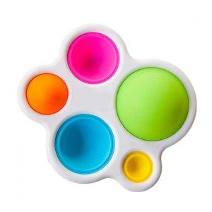 Антистресс игрушка Simple Dimple (Симпл-димпл) – 5 пупырок