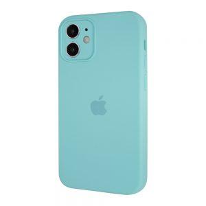 Защитный чехол Silicone Cover 360 Square Full для Iphone 11 – Mint
