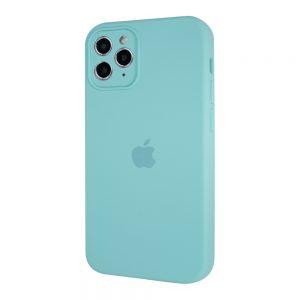 Защитный чехол Silicone Cover 360 Square Full для Iphone 11 Pro Max – Mint
