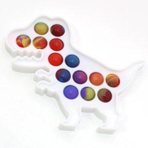 Антистресс игрушка Simple Dimple (Симпл-димпл) – Динозавр