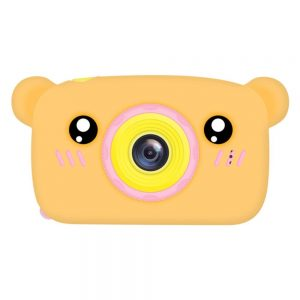 Детский фотоаппарат Baby Photo Camera Bear – Orange