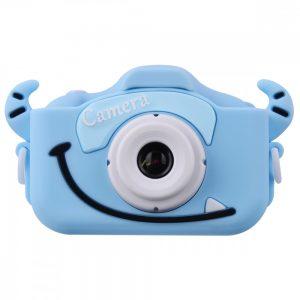 Детский фотоаппарат Baby Photo Camera Cartoon Monster – Blue