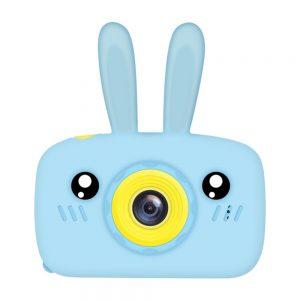 Детский фотоаппарат Baby Photo Camera Rabbit – Blue