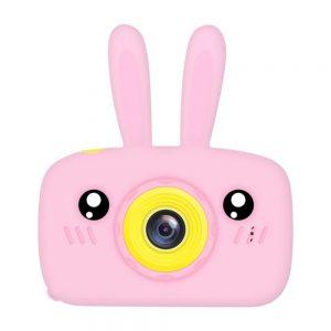 Детский фотоаппарат Baby Photo Camera Rabbit – Pink