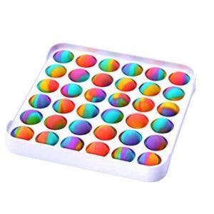 Антистресс игрушка Simple Dimple (Симпл-димпл) – Фигурные с ободком