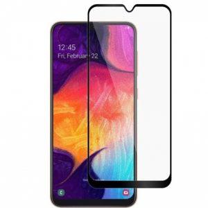 Гибкое защитное стекло Nano для Glass для Samsung Galaxy A10 / A10s / M10 — Black