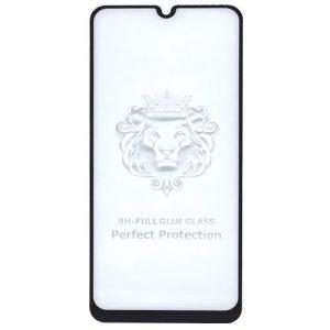 Защитное стекло 3D (5D) Perfect Glass Full Glue Lion на весь экран для OnePlus 6T – Black