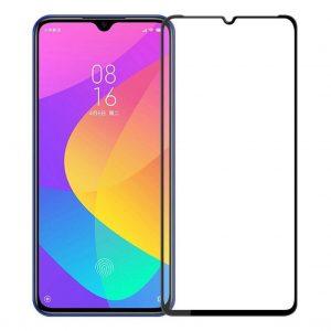 Гибкое защитное стекло Nano для Glass для Xiaomi Mi 9 Lite / Mi CC9 – Black