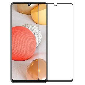 Защитное стекло Goldish Full 9H для Samsung Galaxy A12 / M12 / A02 / A02s / A03s – Black