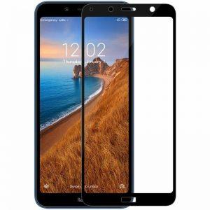 Защитное стекло Goldish Full 9H для Xiaomi Redmi 7A – Black