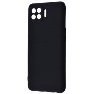 Чехол WAVE Colorful Case с микрофиброй для Oppo Reno 4 Lite – Black