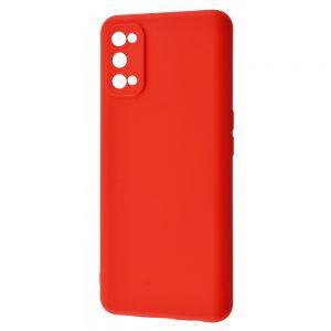 Чехол WAVE Colorful Case с микрофиброй для Realme 7 Pro – Red