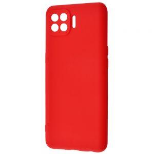 Чехол WAVE Colorful Case с микрофиброй для Oppo Reno 4 Lite – Red