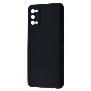 Чехол WAVE Colorful Case с микрофиброй для Realme 7 Pro – Black