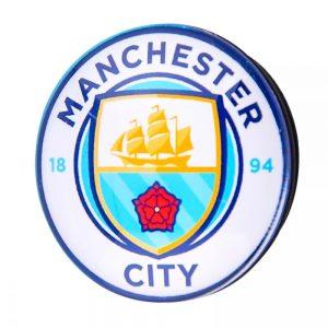 Держатель для телефона PopSockets Football Series Glass – Manchester City