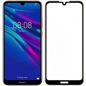Защитное стекло Goldish Full 9H для Huawei Y5 2019 / Honor 8s – Black