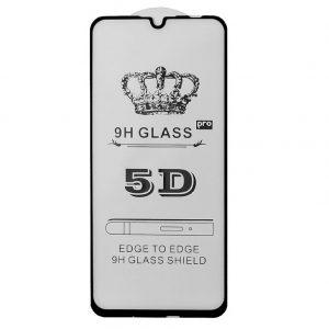 Защитное стекло 5D Full Glue Cover Glass на весь экран для Huawei P Smart 2019 / Honor 10 Lite / 10i – Black