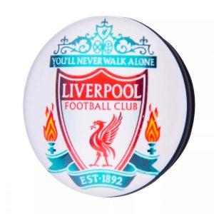 Держатель для телефона PopSockets Football Series Glass – Liverpool