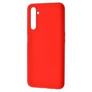 Чехол WAVE Colorful Case с микрофиброй для Realme 6 Pro – Red