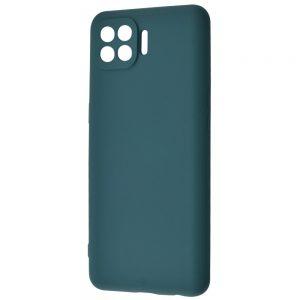 Чехол WAVE Colorful Case с микрофиброй для Oppo Reno 4 Lite – Forest green