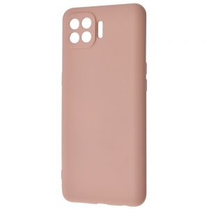 Чехол WAVE Colorful Case с микрофиброй для Oppo Reno 4 Lite – Pink sand