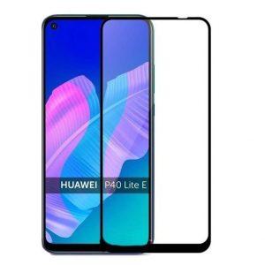 Защитное стекло Goldish Full 9H для Huawei P40 lite E – Black
