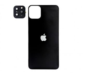 Защитное стекло Back Glass Film+ Camera для Iphone XS Max / 11 Pro Max – Black
