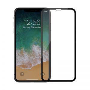 Защитное стекло Goldish Full 9H для Iphone X / XS / 11 Pro – Black