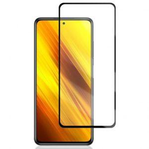 Защитное стекло Goldish Full 9H для Xiaomi Redmi K30 / Poco X3 NFC / Poco X3 Pro / Mi 10T / Mi 10T Pro – Black