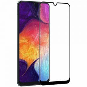 Защитное стекло Goldish Full 9H для Samsung Galaxy A20 / A30 / A30s / A50 / M30s / M31 / M21 – Black
