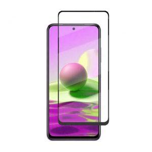 Защитное стекло Goldish Full 9H для Xiaomi Redmi Note 10 / 10s – Black