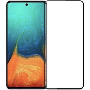 Защитное стекло Goldish Full 9H для Samsung Galaxy A72 – Black