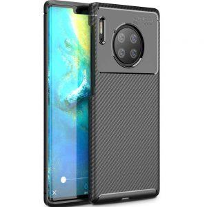 Силиконовый чехол Kaisy Series для Huawei Mate 30 Pro – Black