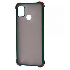 Чехол Shock Matte Case для Tecno Pova (LD7) – Green