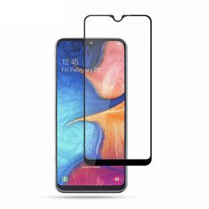 Защитное стекло Goldish Full 9H для Samsung Galaxy A20e – Black