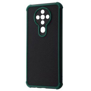 Чехол Shockproof Case для Tecno Pova (LD7) – Green