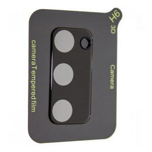 Защитное стекло на камеру 3D Color Glass для Oppo A74 – Black