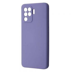 Чехол WAVE Colorful Case с микрофиброй для Oppo Reno 5 Lite – Light purple