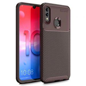 Силиконовый чехол Kaisy Series для Huawei P Smart 2019 / Honor 10 Lite – Brown