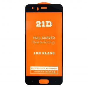 Защитное стекло 21D Full Glue Cover Glass на весь экран для Huawei Honor 9 — Black