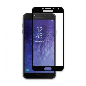 Защитное стекло 11D 9H i-flexi Full Glue для Samsung Galaxy J4 2018 (J400) – Black