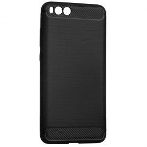 Cиликоновый TPU чехол Slim Series для Xiaomi Mi Note 3 – Черный