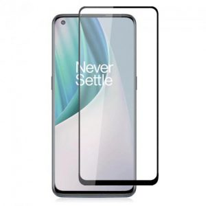 Защитное стекло XD+ Full Glue для OnePlus Nord N10 –  Black