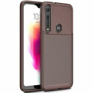 Силиконовый чехол Kaisy Series для Motorola Moto G8 Play – Brown