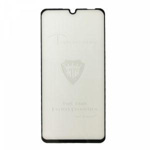 Защитное стекло 3D (5D) Tempered Glass Full Glue Cover на весь экран для Huawei P30 Lite – Black